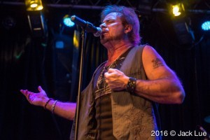 Babylon A.D., The Whisky, January 30, 2016 HIGHWIRE DAZE